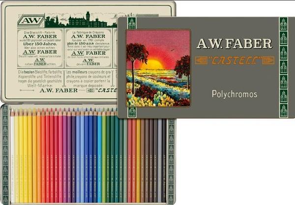 Kredki Polychromos 36 kolorów ed. limitowana