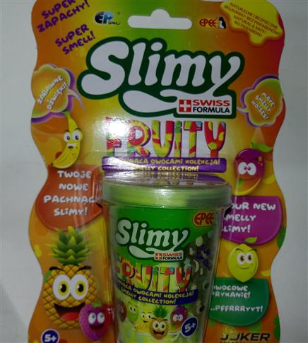 Slimy Fruity