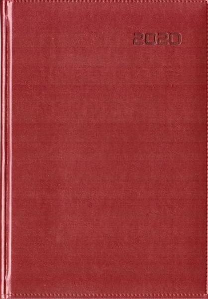 Kalendarz 2020 książkowy A4 SK0-1B MIX