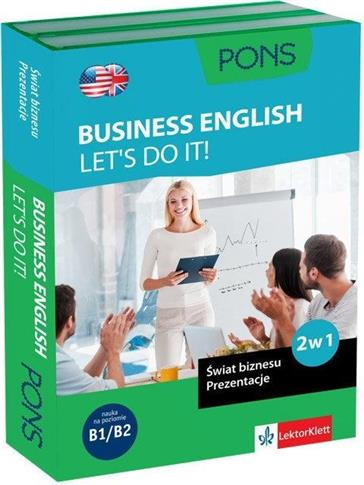 Business English. Let's do it! 2w1 PONS