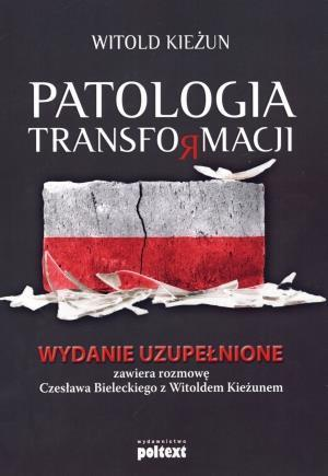 PATOLOGIA TRANSFORMACJI   OUTLET