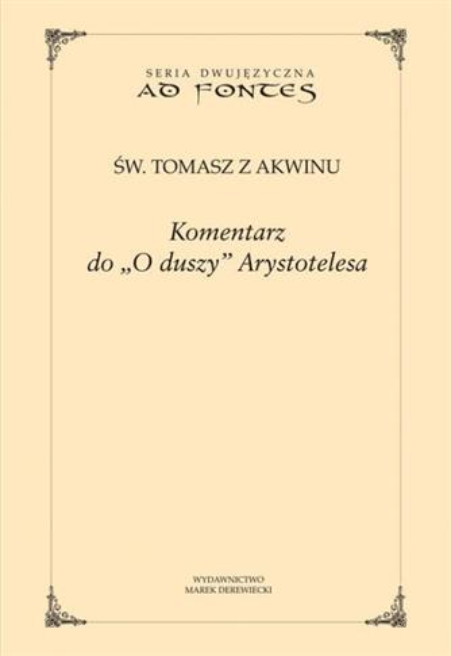 Komentarz do O duszy Arystotelesa