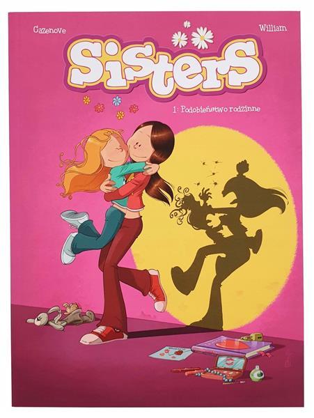 SISTERS TOM 1 PODOBIEŃSTWO RODZINNE