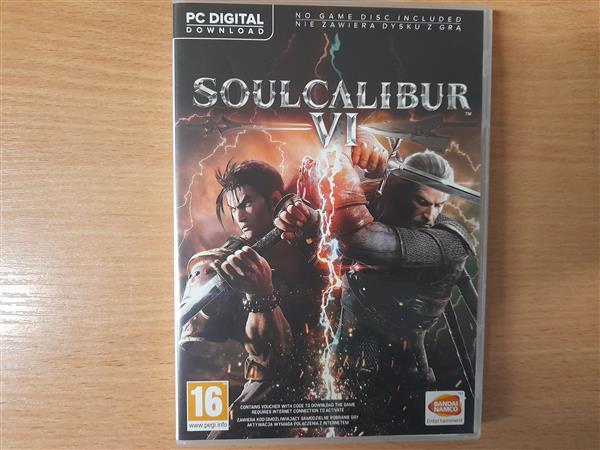 SOUL CALIBUR VI PC