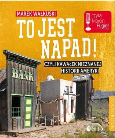 To jest napad! Audiobook