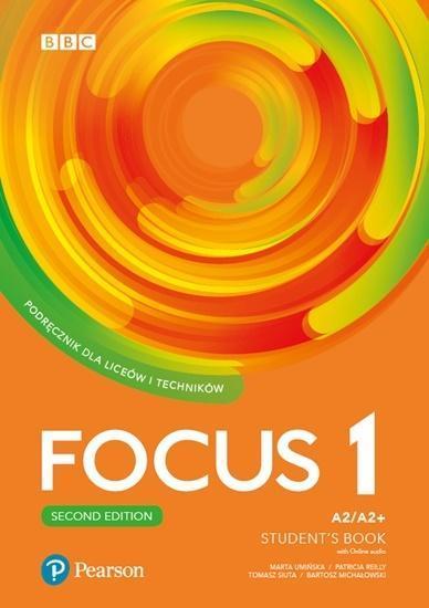 Focus 1 2ed. SB A2/A2+ Digital Resources PEARSON