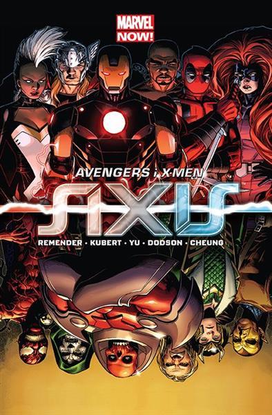 AVENGERS I X-MEN. AXIS