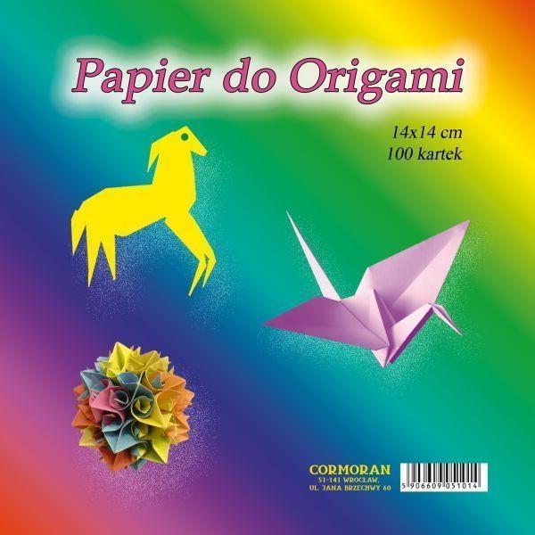 Papier do origami 14x14cm