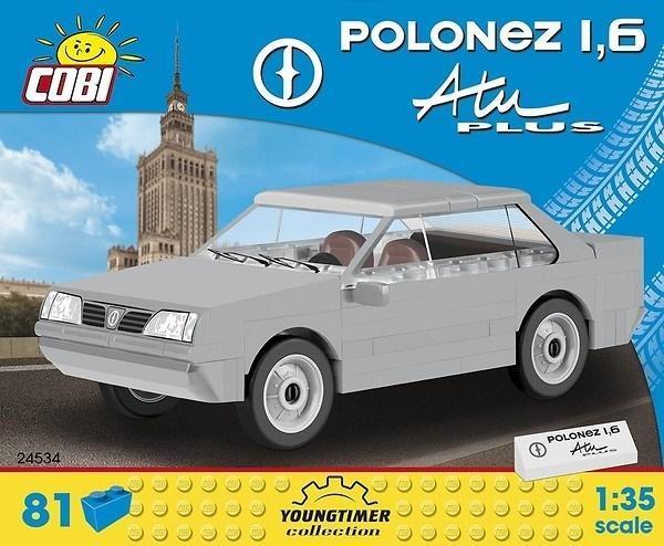 Cars Polonez 1,6 Atu Plus 81 klocków