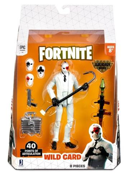 Fortnite - figurka Wild Card