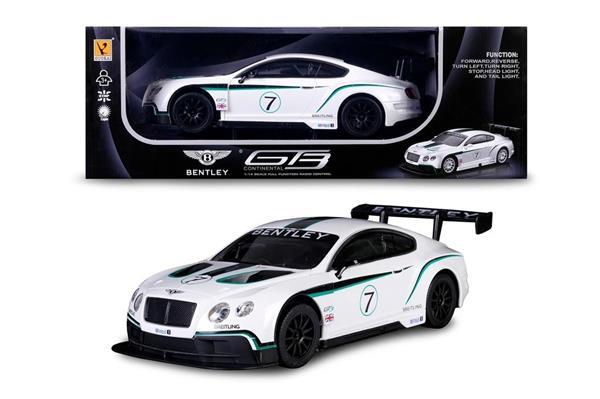 Auto na radio FF Bentlej GT3