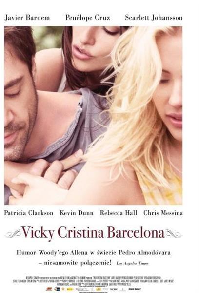 Add Media Vicky Cristina Barcelona DVD