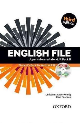 English File 3E Upper Intermediate Multipack B...