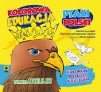 Kolorowa Edukacja Ptaki Polski outlet