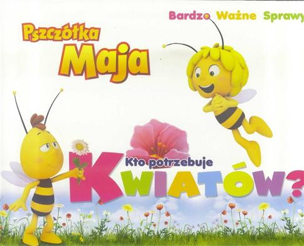 Pszczółka Maja. Bardzo ważne sprawy. outlet