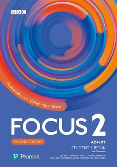 Focus 2 2ed. SB A2+/B1 + Digital Resources PEARSON