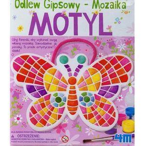 Odlewy gipsowe - MOZAIKA MOTYL