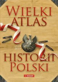 WIELKI ATLAS HISTORII POLSKI TW outlet