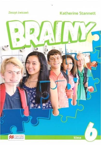 Brainy 6 WB MACMILLAN