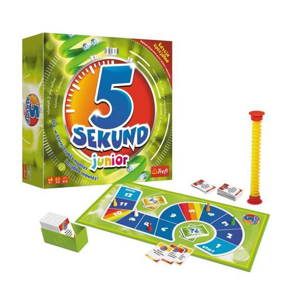 5 Sekund Junior 2.0 Edycja 2019 TREFL
