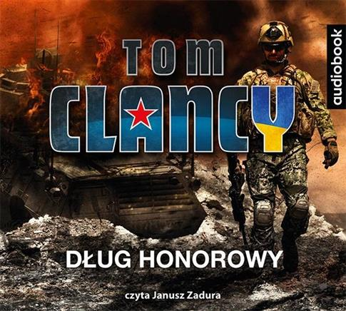 Dług honorowy audiobook