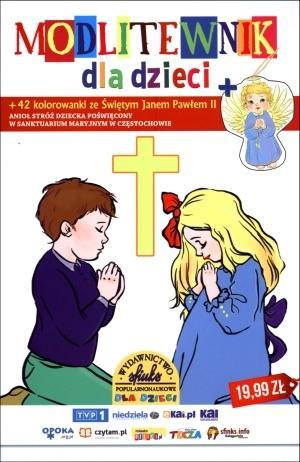 Modlitewnik dla dzieci Duże Dzieci