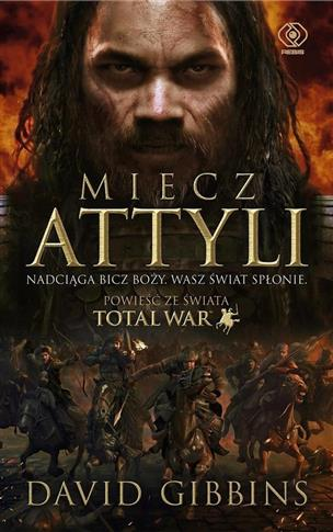 Miecz Attyli OUTLET