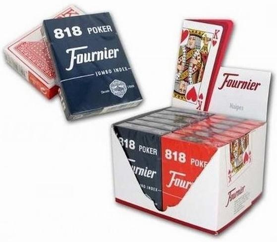 Karty 818 Poker FOURNIER