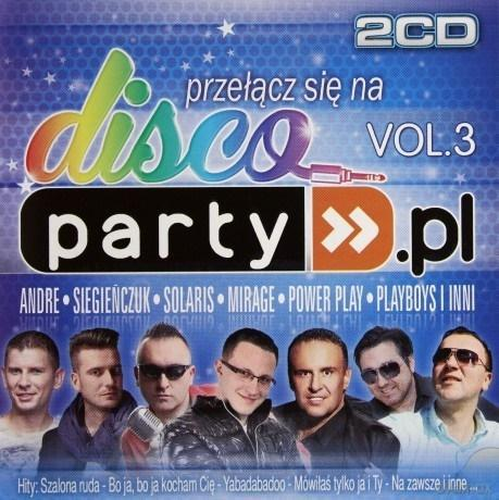 Disco Party PL vol. 3 (2CD)