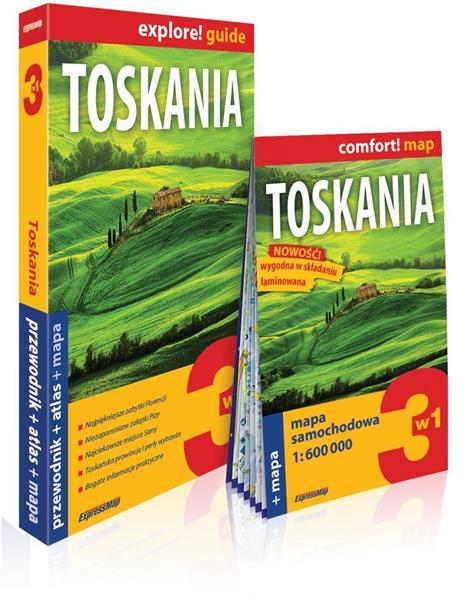 Explore! guide Toskania 3w1 w.2019
