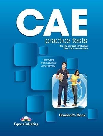 CAE Practice Tests SB + DigiBook EXPRESS PUBL.