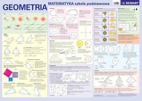 Plansza edukacyjna - Geometria