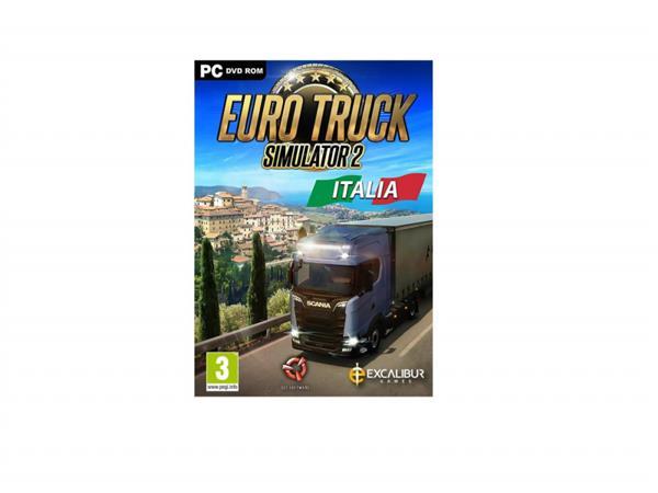 GRA PC EURO TRUCK SIMULATOR 2: ITALIA