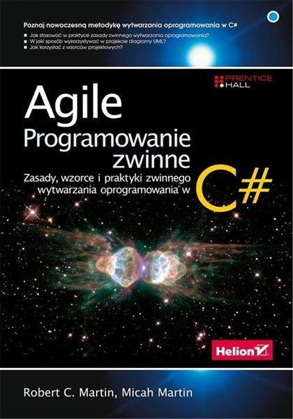 Agile. Programowanie zwinne zasady wzorce...