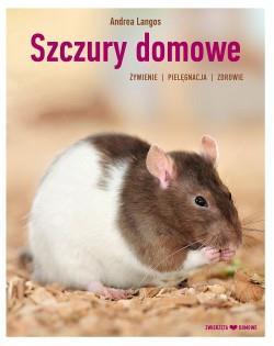 Szczury domowe. Żywienie, pielęgnacja OUTLET