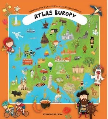 ATLAS EUROPY DLA DZIECI TW OUTLET