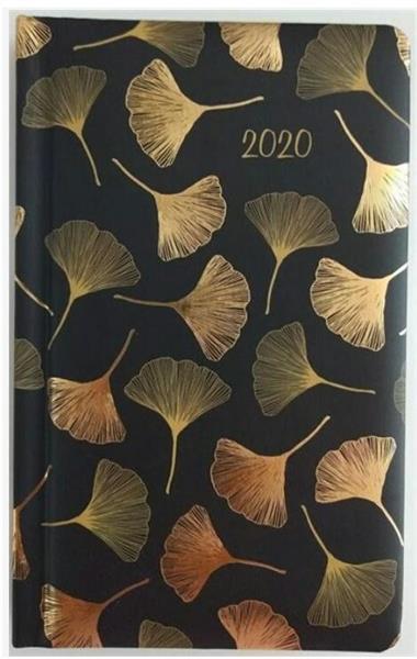 Kalendarz tygodniowy 2020 Złoty miłorząb ALBI