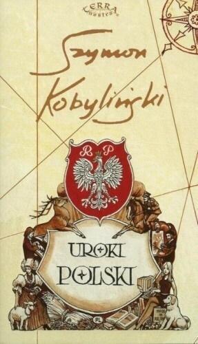 Mapa malowana - Uroki Polski