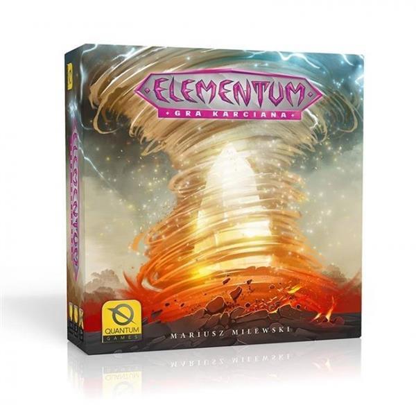 Gra karciana Elementum