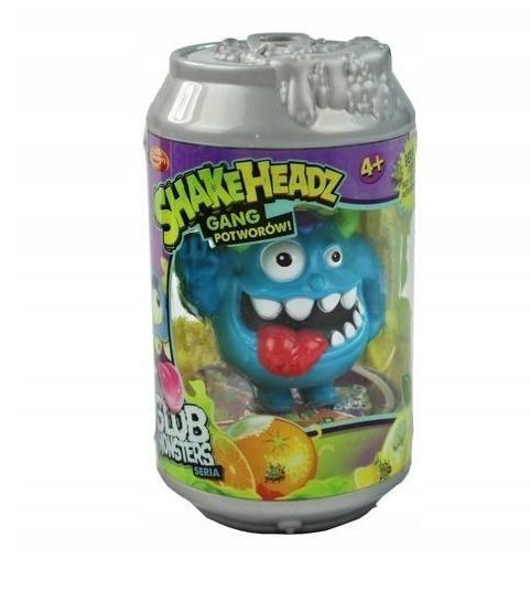 Gang potworów - Odrażający Pit niebieski