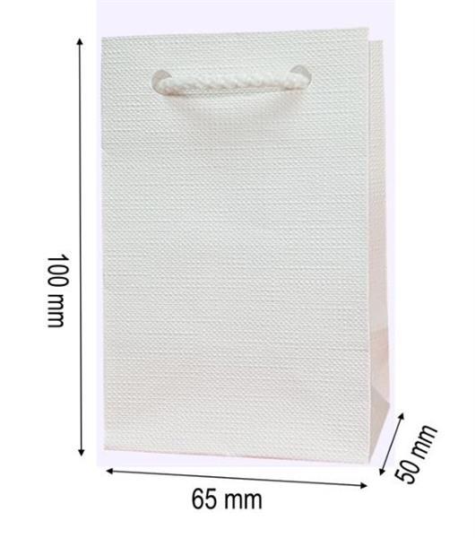 Torebka ozdobna mikro jednobarwna MERplus