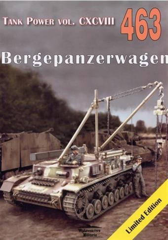 Bergepanserwagen Tank Power Vol. CXCVIII 463