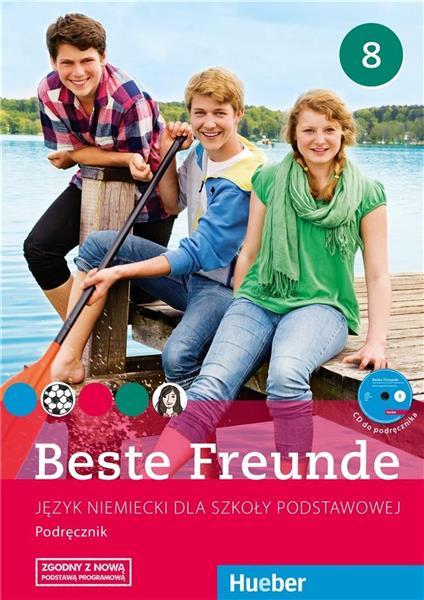 Beste Freunde 8 KB w.2018 + CD HUEBER