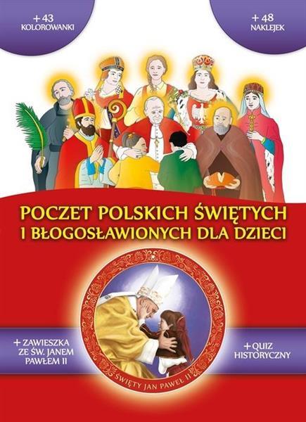 Poczet polskich świętych i błogosławionych