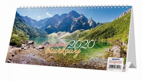 Kalendarz Biurkowy Poziomy KBP OUTLET