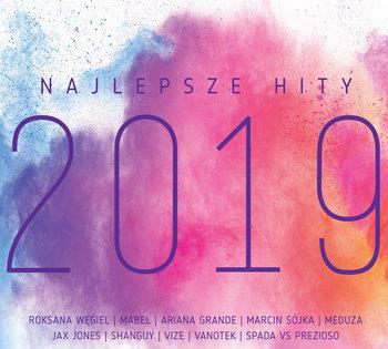 PŁYTA CD NAJLEPSZE HITY 2019