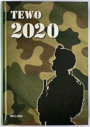 Kalendarz 2020 A5 Tewo Wojskowy