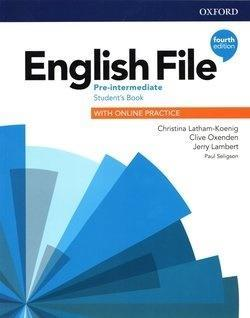 English File 4E Pre-Interned. SB + online practice