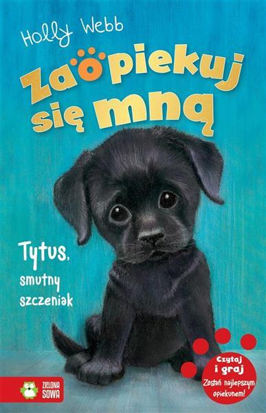 Tytus, smutny szczeniak