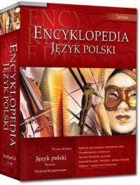 ENCYKLOPEDIA JĘZYK POLSKI LICEUM outlet